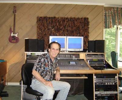 redcording studio, project studio, digital recording, tascam dm4800